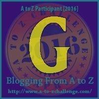 #AtoZChallenge: G is for GOLDEN RETRIEVER
