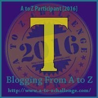 #AtoZChalenge Day 20: T is for TAILS AND TALES