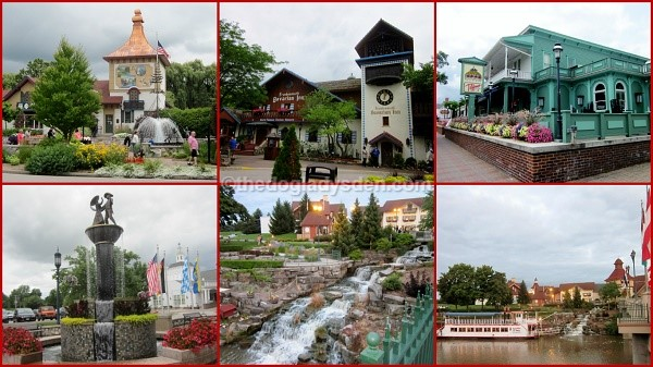 Happenings and Holidays: Frankenmuth Michigan