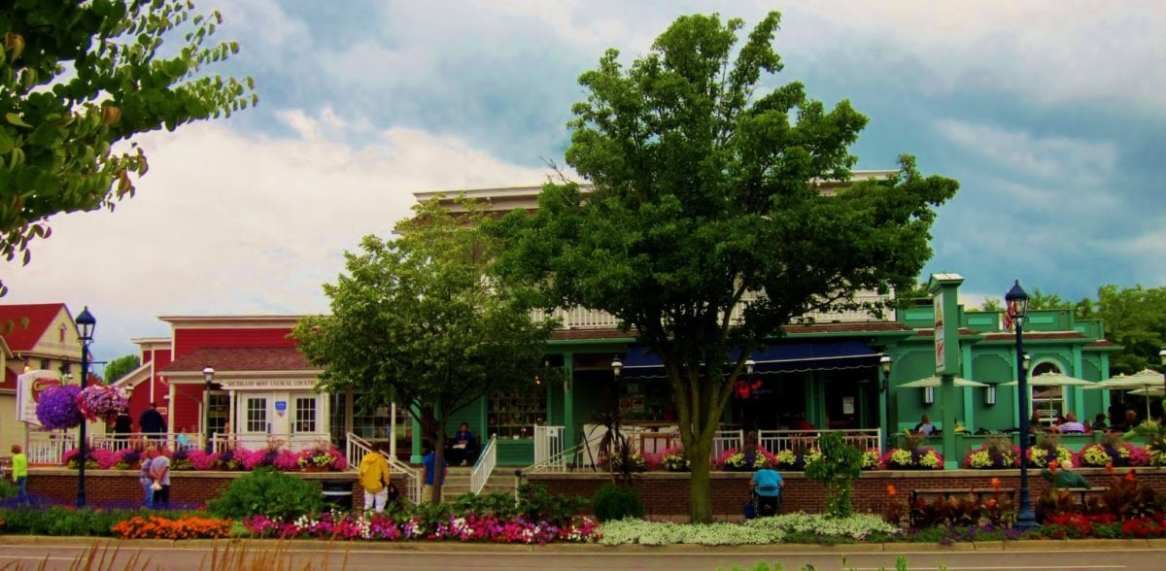 Frankenmuth Main Street SATURATION | PHOTO FRIDAY