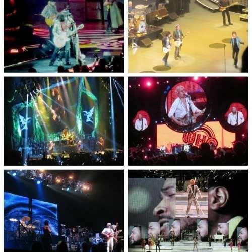 ONE | #AtoZChallenge | Love of concerts