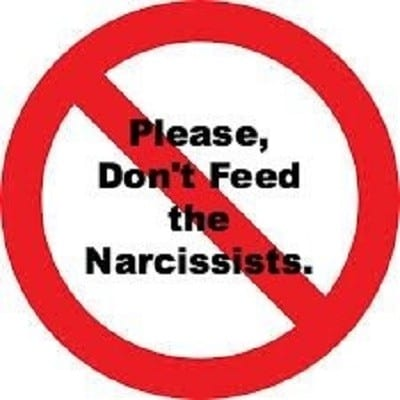 Choice | The narcissist hates to be ignored