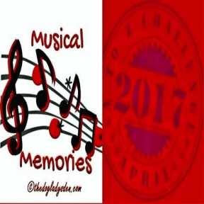 AtoZChallenge 2017 Musical Memories