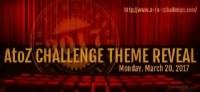 #AtoZReveal (THEME)   #AtoZChallenge 2017