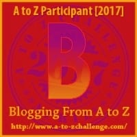 BORN TO BE WILD | #AtoZChallenge