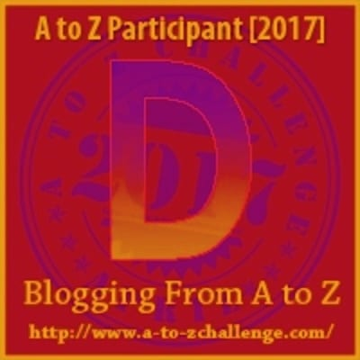 DAY AFTER DAY   #AtoZChallenge