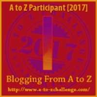 I AM, I SAID   #AtoZChallenge