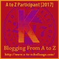 KNOCKIN on HEAVENS DOOR | #AtoZChallenge