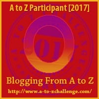 ONE | #AtoZChallenge
