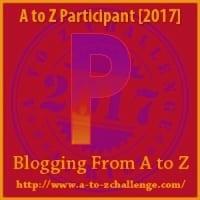 PAINT IT BLACK | #AtoZChallenge