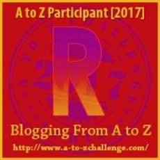 RIDERS ON THE STORM | #AtoZChallenge