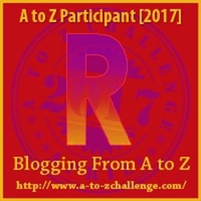 RIDERS ON THE STORM | #AtoZChallenge