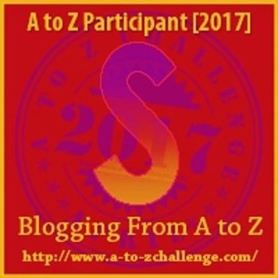 (NOT YOUR) STEPPIN' STONE   #AtoZChallenge