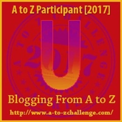 UNTIL IT'S TIME FOR YOU TO GO | #AtoZChallenge