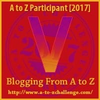 (THE) VISITATION | #AtoZChallenge