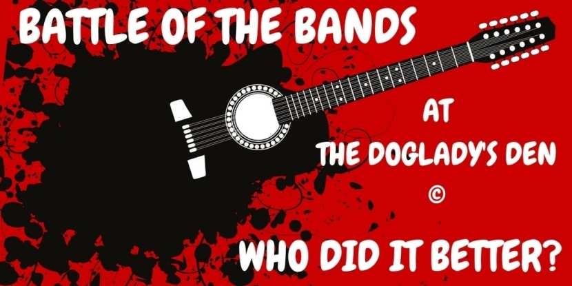 BATTLE OF THE BANDS | SEVEN NATION ARMY