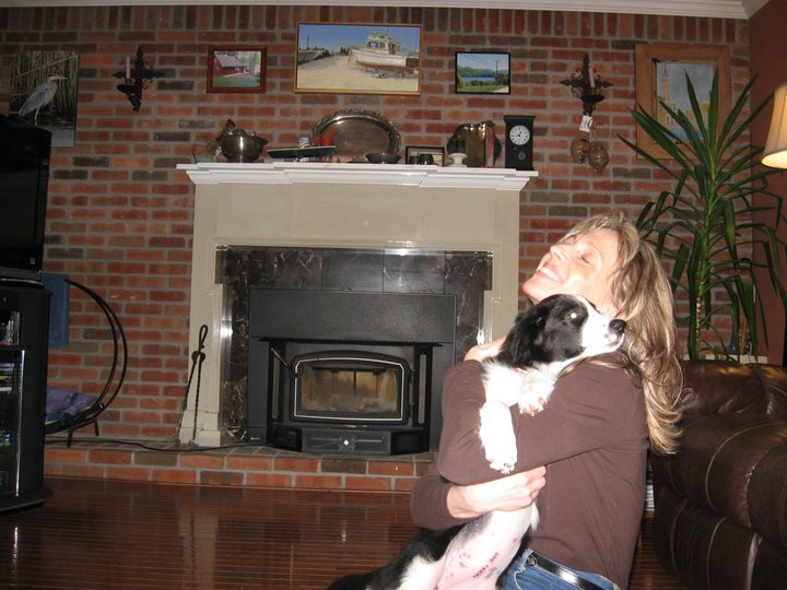 Asti, one of Katie's Pups-Adopted