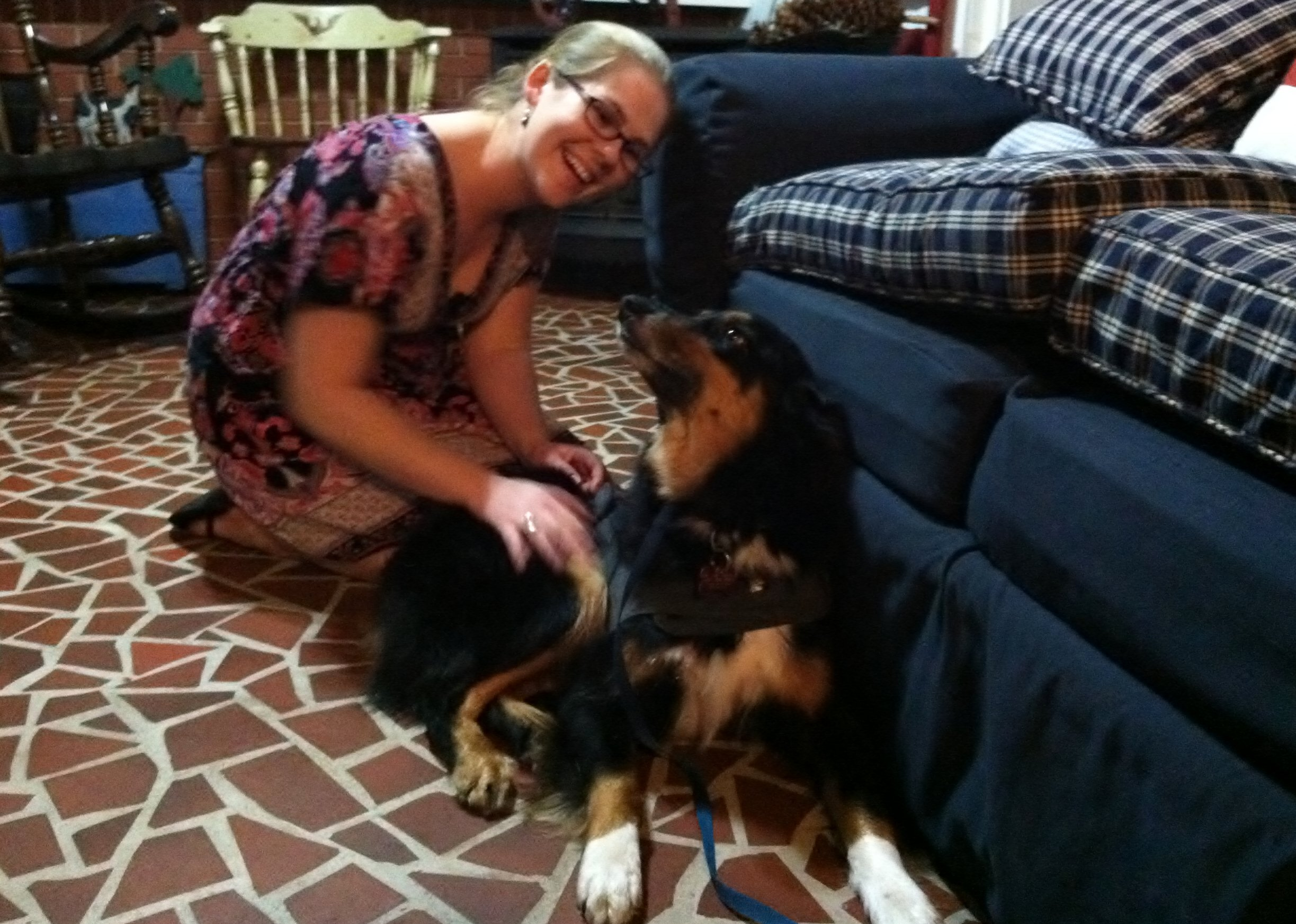 Footloose, the Aussie from Athens, AL ~ Adopted