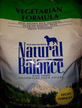 Natural Balance Vegan