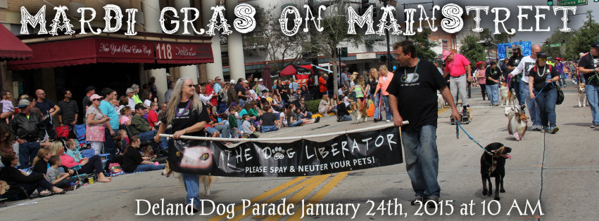 Mardi Gras On Mainstreet: British Barkers