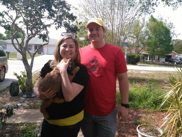 April Showers~ Adopted!