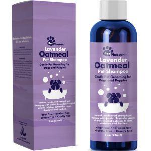 Colloidal Oatmeal Dog Shampoo