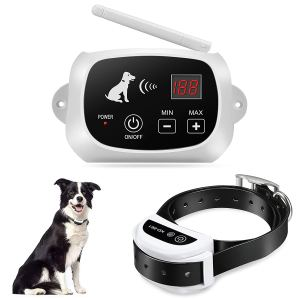 Focuser Electric Wireless Dog Fence System