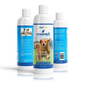 Natural Oatmeal Dog-Shampoo