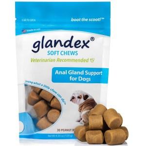 Glandex Best High Fiber Dog Food