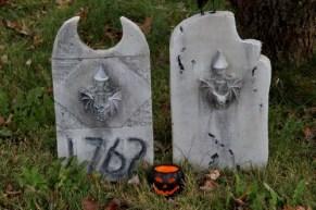 Twin Tombstones