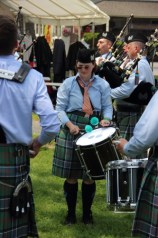 SG13 Pipe Band