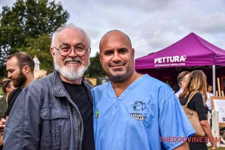 Pup Aid - Marc The Vet and Peter Egan