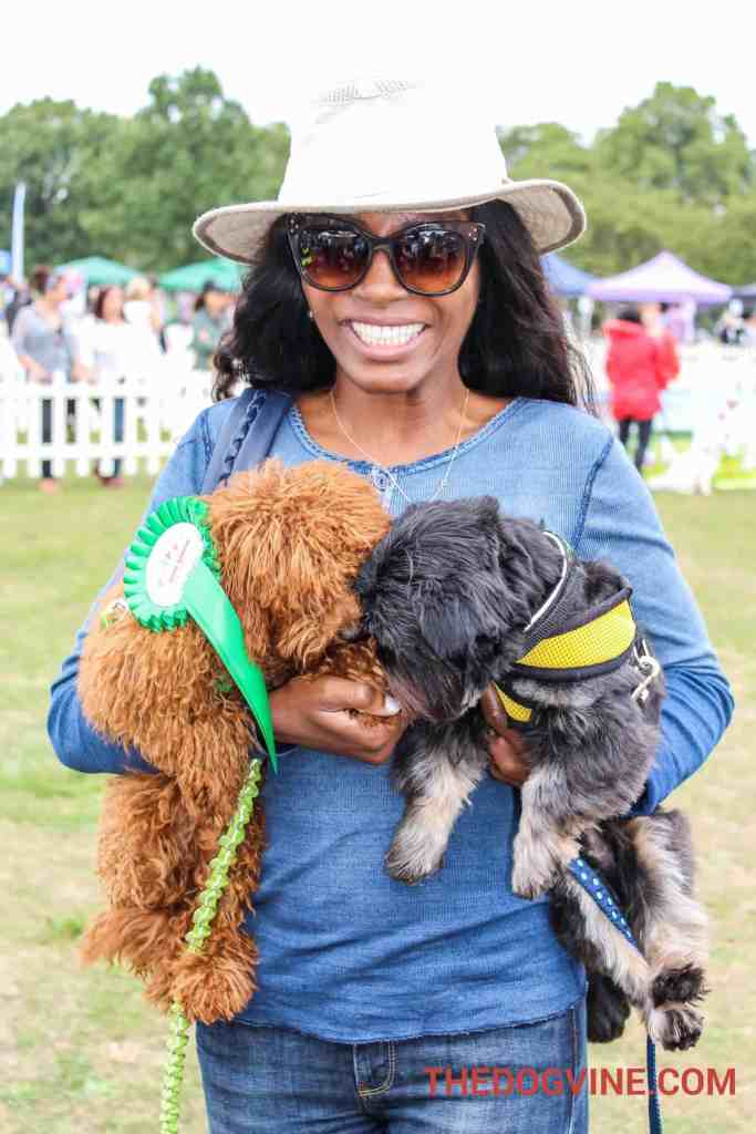 Pup Aid - Sinitta Judges Dog Show (2)