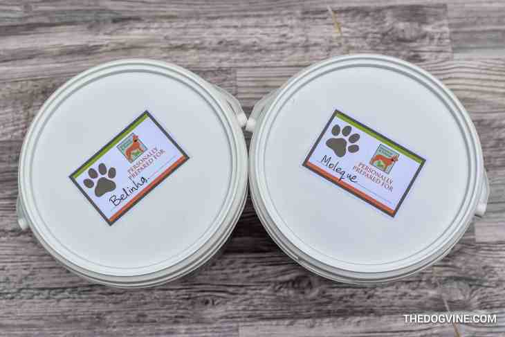 Winston and Porter Dog Supplements 00013