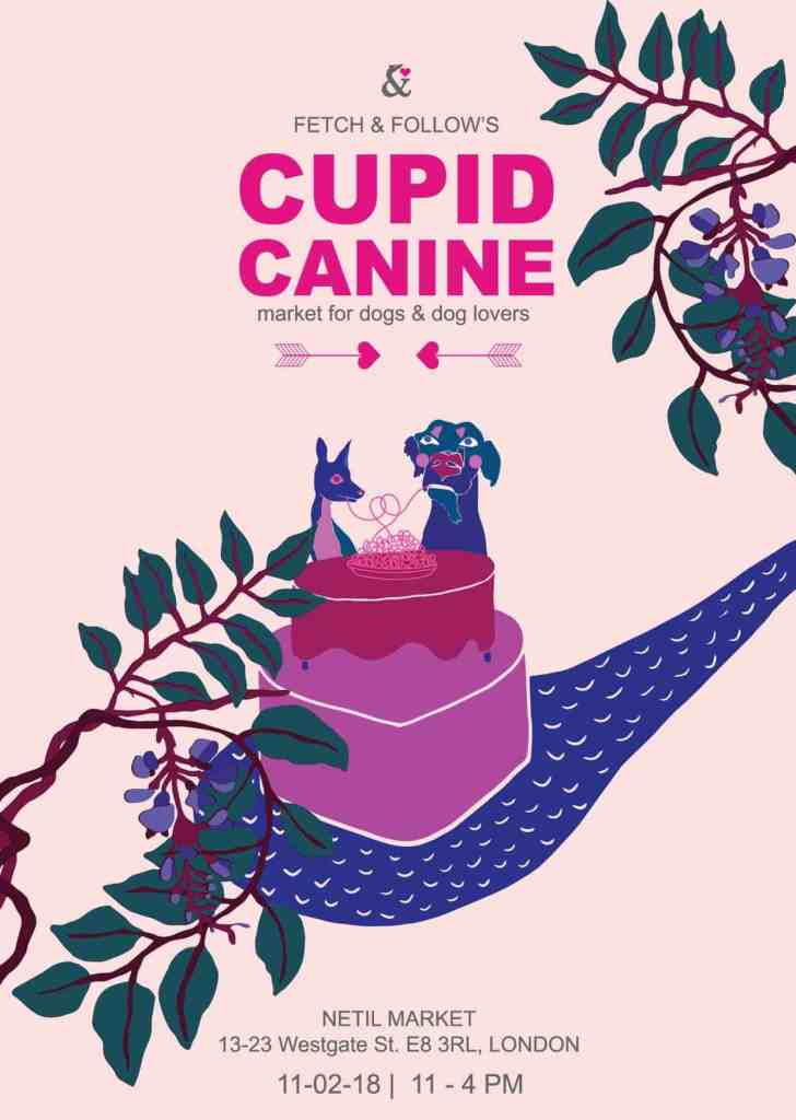 Fetch & Follow Canine Cupid Market for Dogs & Dog Lovers