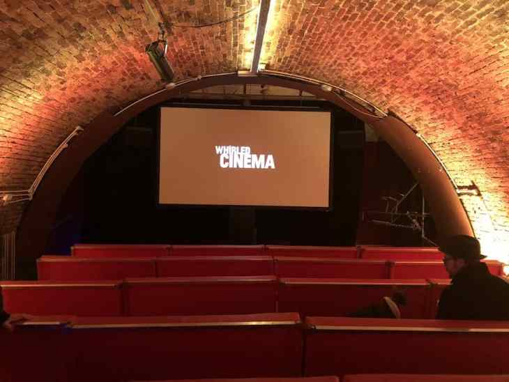 London Gets A New Dog-Friendly Cinema At Whirled Brixton 6
