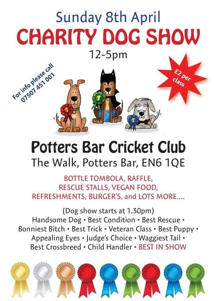 London Dog Shows - Charity Dog Show & Fete