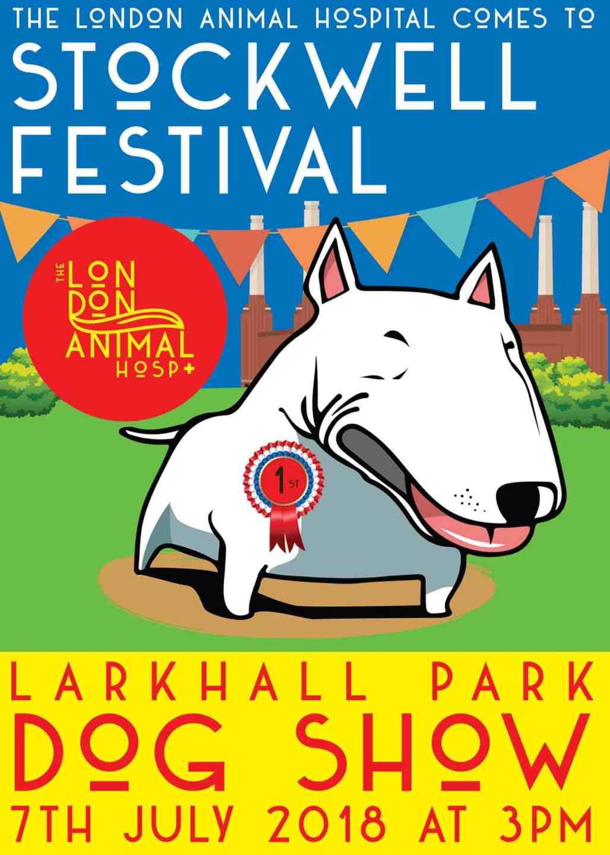 London Dog Shows - Stockwell Festival Dog Show