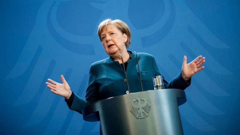 Merkel warns Germany may need to consider border curbs