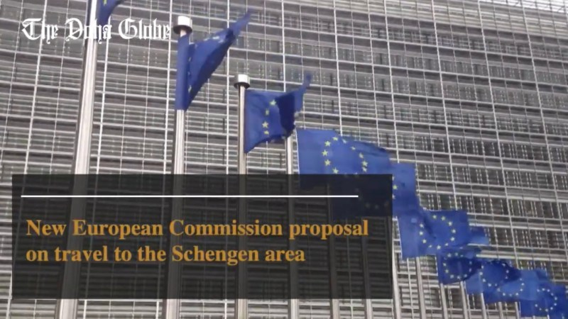 New European Commission proposal on travel to the Schengen area