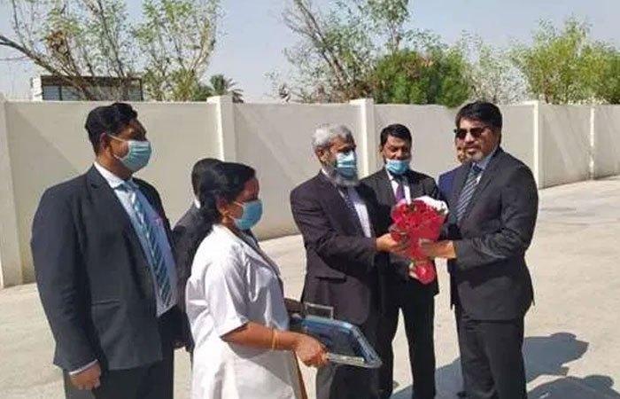 Bangladesh Ambassador visits MHM School and College
