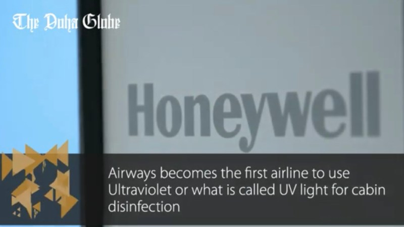 Qatar Airways becomes the first airline to use Ultraviolet