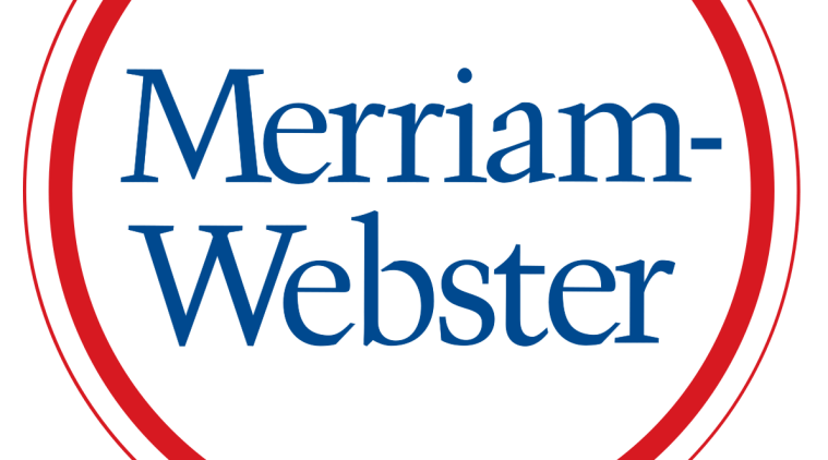 `Pandemic' is Merriam-Webster Word of the Year