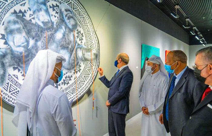 """Exhibition season begins at Katara with """"21"""" show"""