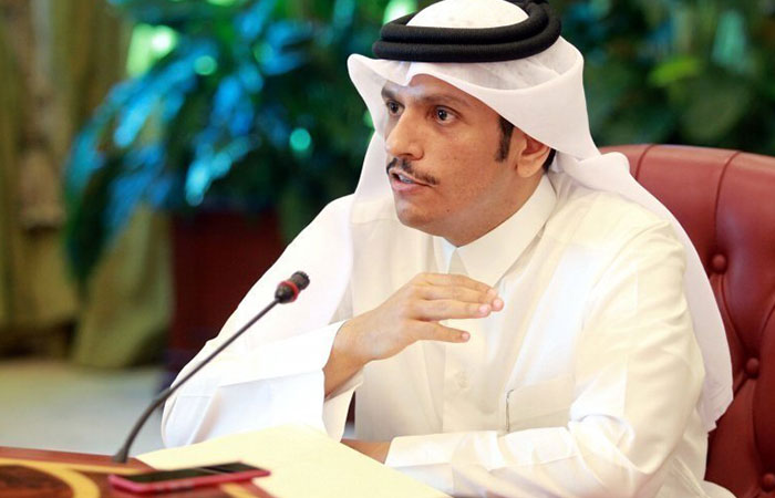 Qatar has urged Gulf nations to enter dialogue with Iran: FM