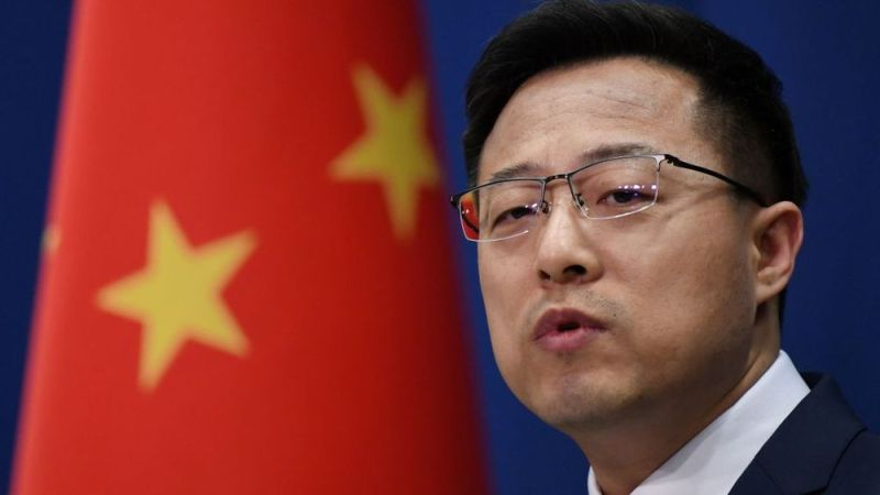 China tells US to `stop playing with fire' over Taiwan