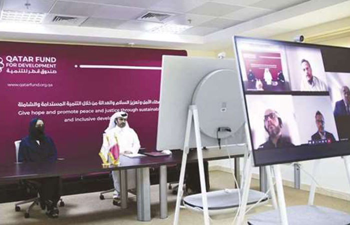 QFFD signs contribution agreement with HBKU, Geneva Institute for Graduate Studies
