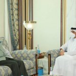 Foreign Minister meets Indian counterpart