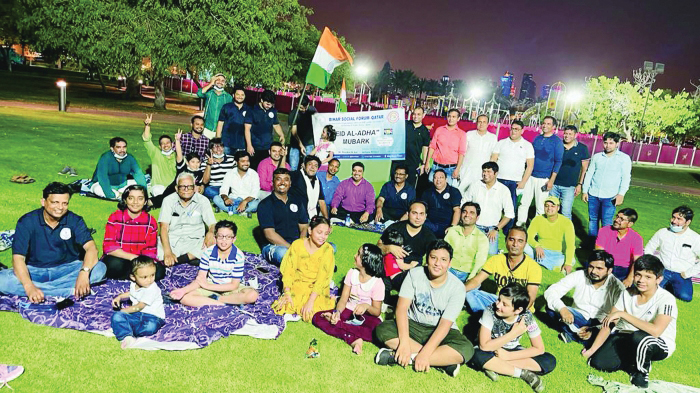 Bihar Social Forum organises meet and greet event