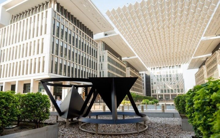 Two new public artworks installed at Msheireb Doha Downtown